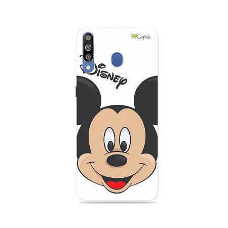 Capa para Galaxy M30 - Mickey