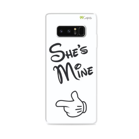 Capa para Galaxy Note 8 - She's Mine