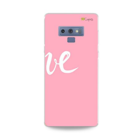 Capa para Galaxy Note 9 - Love 2