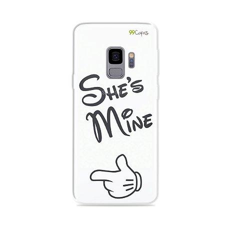 Capa para Galaxy S9 - She's Mine