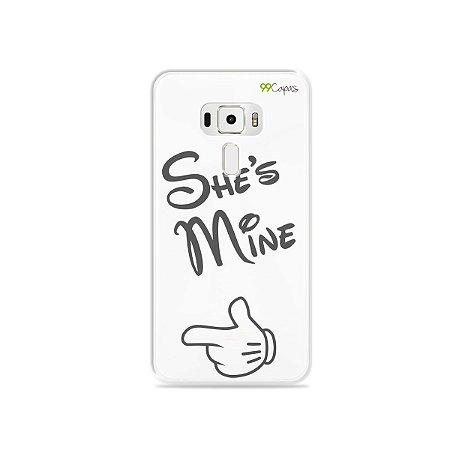 Capa para Asus Zenfone 3 - 5.5 Polegadas - She's Mine