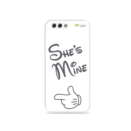Capa para Zenfone 4 - She's Mine