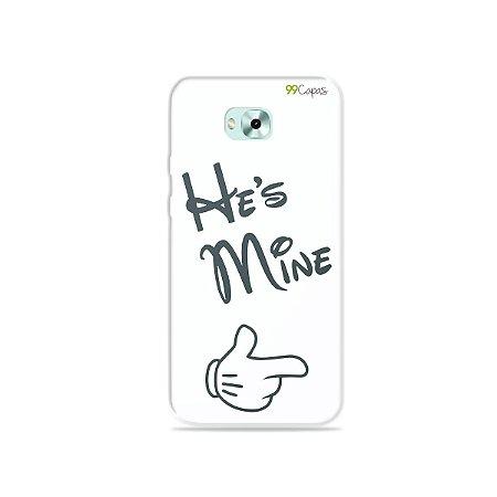 Capa para Zenfone 4 Selfie - He's Mine