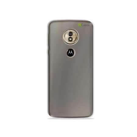 Capa Fumê para Moto G6 Play {Semi-transparente}