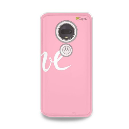 Capa para Moto G7 Plus - Love 2