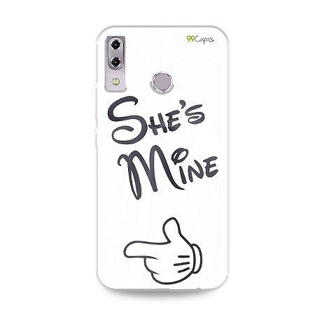 Capa para Asus Zenfone 5 e 5Z - She's Mine