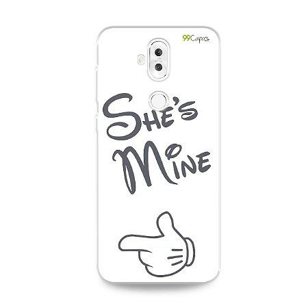 Capa para Zenfone 5 Selfie Pro - She's Mine