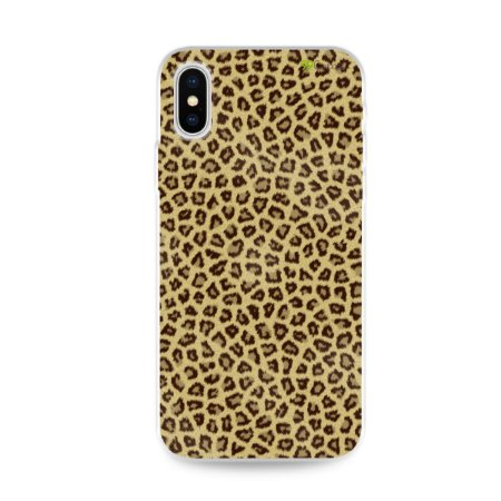 Capa para iPhone X/XS - Animal Print