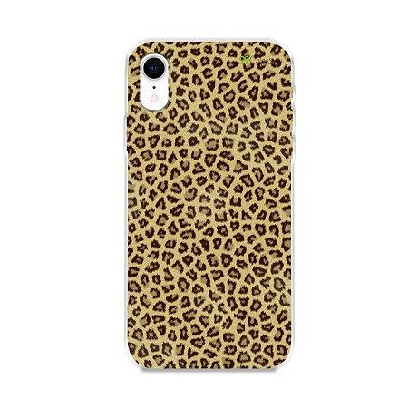 Capa para iPhone XR - Animal Print