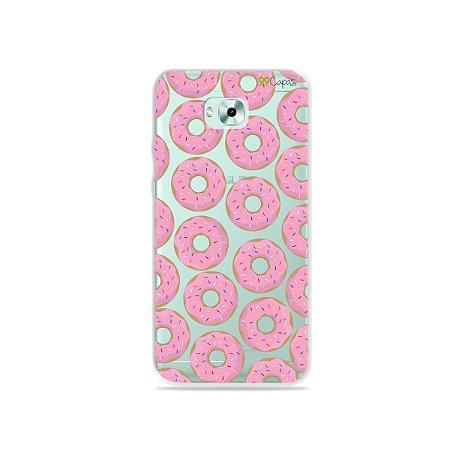 Capa para Zenfone 4 Selfie - Donuts