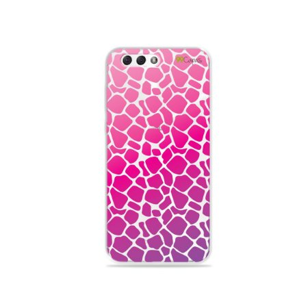 Capa para Zenfone 4 - Animal Print Pink