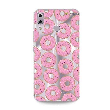 Capa para Asus Zenfone 5 e 5Z - Donuts