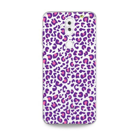 Capa para Zenfone 5 Selfie Pro - Animal Print Purple