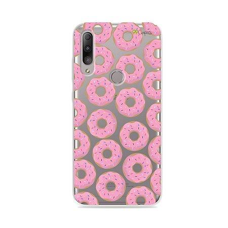 Capa para Zenfone Max Shot - Donuts