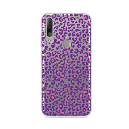 Capa para Zenfone Max Shot - Animal Print Purple