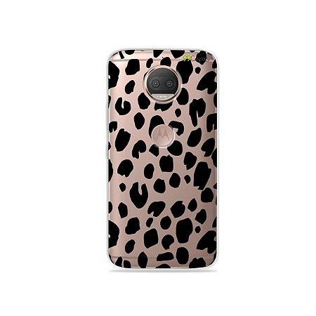 Capa para Moto G5S Plus - Animal Print Basic