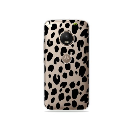 Capa para Moto G5 Plus - Animal Print Basic