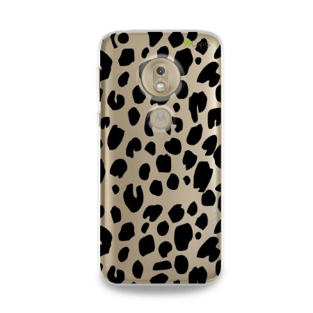 Capa para Moto Moto G7 Play - Animal Print Basic