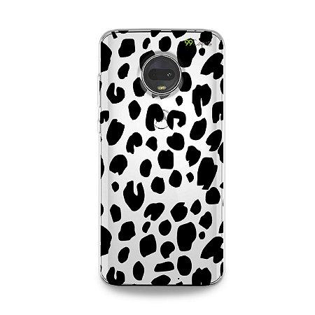 Capa para Moto G7 - Animal Print Basic