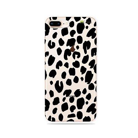 Capa para iPhone 8 Plus - Animal Print Basic