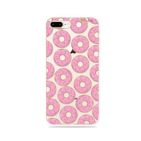 Capa para iPhone 8 Plus - Donuts