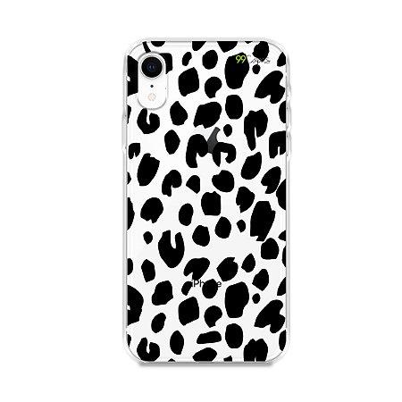 Capa para iPhone XR - Animal Print Basic