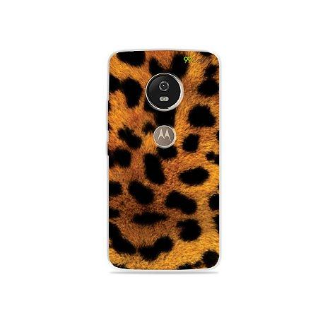 Capa para Moto G5S - Onça