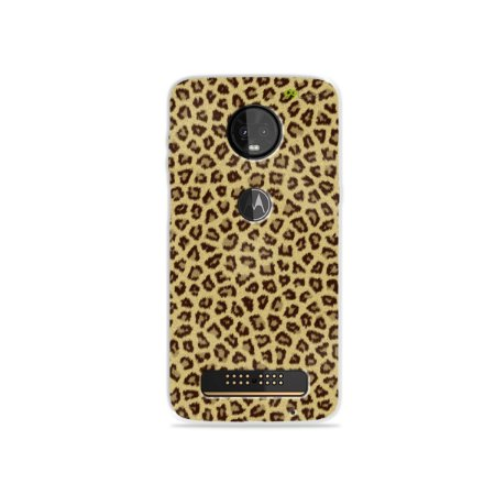 Capa para Moto Z3 Play - Animal Print