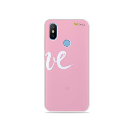 Capa para Xiaomi Mi 8 - Love 2