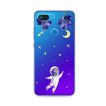 Capa para Xiaomi Mi 8 Lite - Astronauta Sonhador