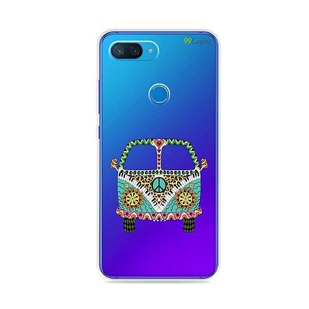 Capa para Xiaomi Mi 8 Lite - Kombi
