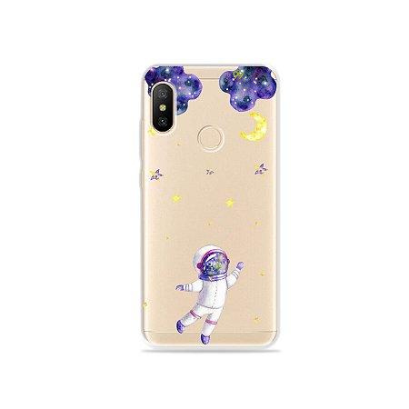 Capa para Xiaomi Mi A2 Lite - Astronauta Sonhador
