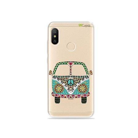 Capa para Xiaomi Mi A2 Lite - Kombi