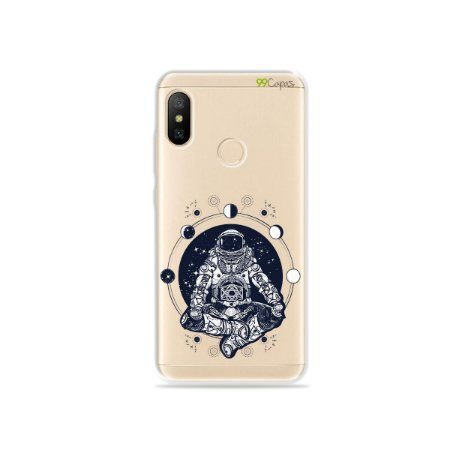Capa para Xiaomi Mi A2 Lite - Astronauta