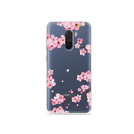 Capa para Xiaomi Pocophone F1 - Cerejeiras