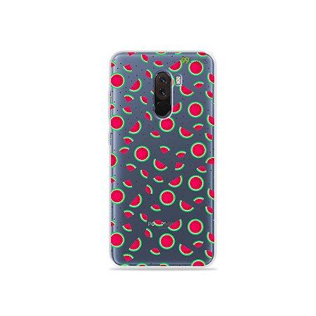 Capa para Xiaomi Pocophone F1 - Mini Melancias