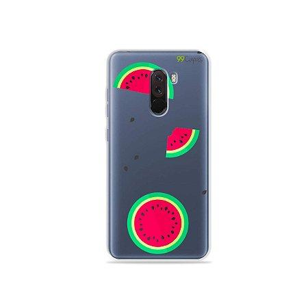 Capa para Xiaomi Pocophone F1 - Melancias