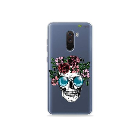 Capa para Xiaomi Pocophone F1 - Caveira
