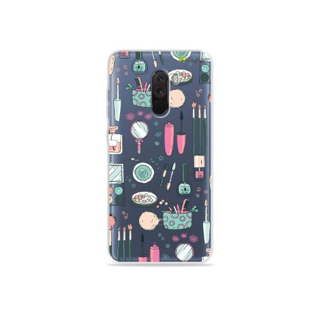 Capa para Xiaomi Pocophone F1 - Make Up