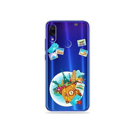 Capa para Xiaomi Redmi 7 - Memórias
