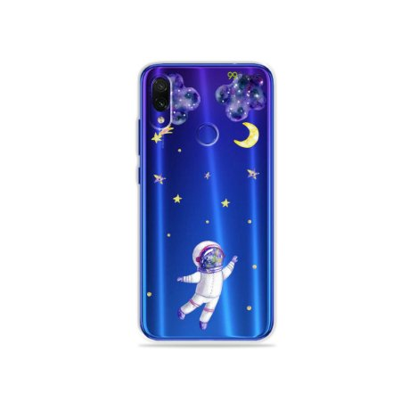 Capa para Xiaomi Redmi 7 - Astronauta Sonhador