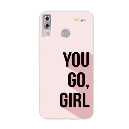 Capa para Asus Zenfone 5 e 5Z - You Go, Girl