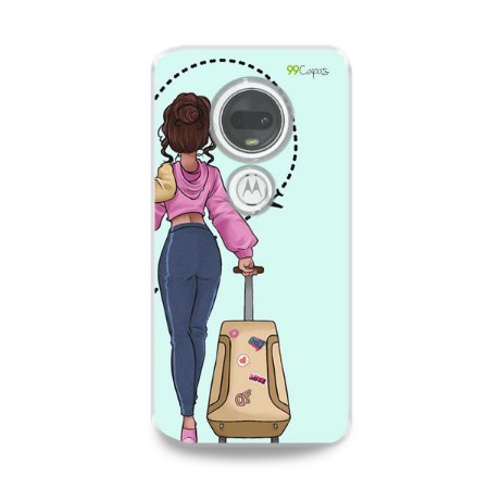 Capa para Moto G7 Plus - Best Friends 2