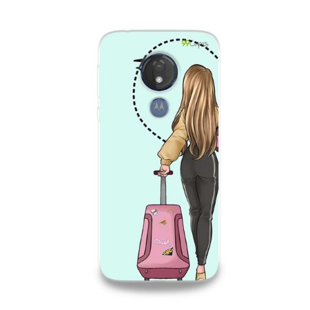 Capa para Moto G7 Power - Best Friends 1
