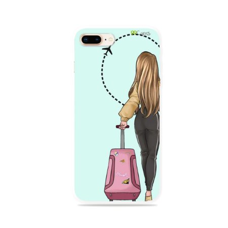 Capa para iPhone 7 Plus - Best Friends 1
