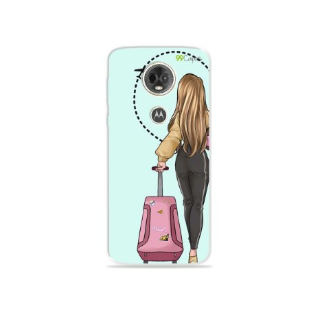 Capa para Moto E5 Plus - Best Friends 1