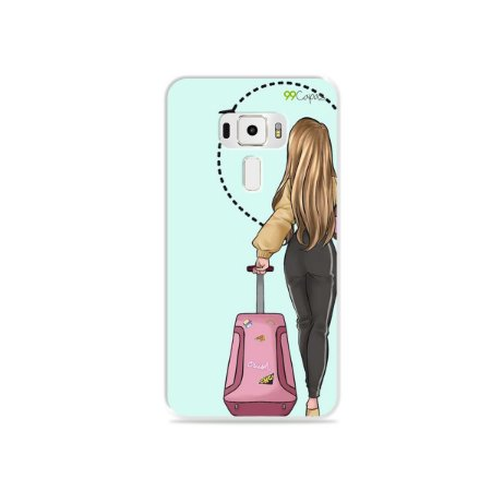 Capa para Asus Zenfone 3 - 5.2 Polegadas - Best Friends 1