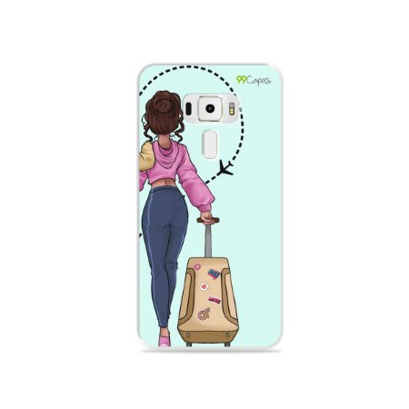 Capa para Asus Zenfone 3 - 5.2 Polegadas - Best Friends 2