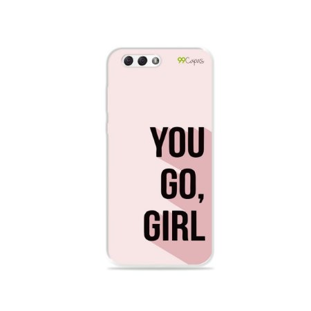 Capa para Zenfone 4 - You Go, Girl