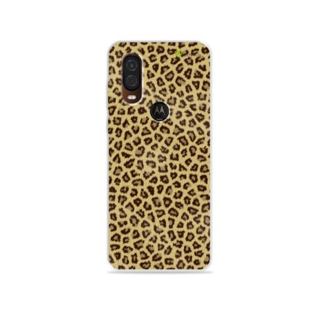 Capa para Moto One Vision - Animal Print